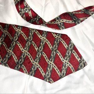 Vintage Silk Tie by Liz Claiborne 👔